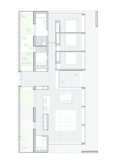 SIFERA House / Josep Camps  Olga Felip.  sleek, simple vac house.  easy enough 2 add more space (bedrooms)