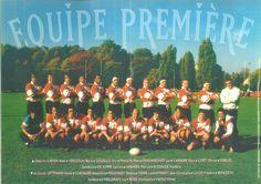 Calendrier 1997-1998 - 2ème Division - Pages 14-15