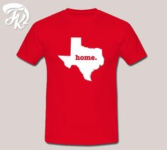 The Texas Home Design Men or Unisex T-Shirt