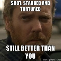 Haha! That's Very True! Jack Bauer Can Do ANYTHING!!! He's Like Superman, But Better :P