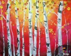 Paint Nite Northernmd | Barefoot Bernies 11/07/2015
