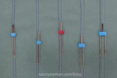 Learn the Tricks of Sewing With Double Needles