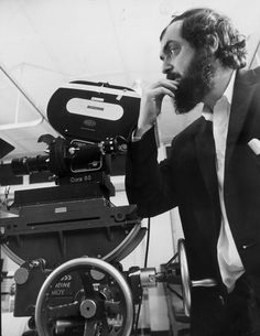 Stanley Kubrick in 1975. (Hulton Archive/Getty Images)
