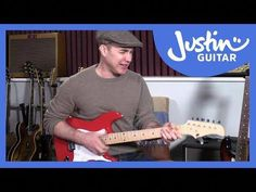 Steve Stine is known as the world's most sought-after guitar instructor. He's most famous for his ability to make learning guitar fun and easy. All Guitar Chords, Guitar Chords Beginner, Guitar Scales, Guitar Tips, Cheap Electric Guitar, Custom Electric Guitars, Eric Clapton Songs, Guitar Strumming Patterns, Guitar Youtube