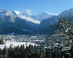 Interlaken Switzerland!