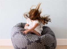 Rollie Pollie Bean Bag Chair - So You Think You're Crafty