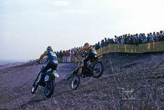 Mx Racing, Motocross Racer, Vintage Motocross, Dirtbikes, Vintage Bikes, The Good Old Days, Motorcycle, Classic, Husky