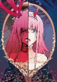 Click Anime merch is waiting for you ------- Darling In The Franxx Darling In The Franxx Anime, Darling In The Franxx Wallpaper, Darling In The Franxx zero two, Darling In The Franxx hiro, Darling In The Fr Dark Anime, Fan Art Anime, Anime Artwork, Estilo Anime, Image Manga, Anime Kunst, Zero Two, Animes Wallpapers, Darling In The Franxx