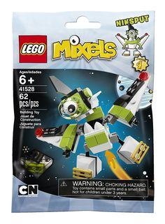 LEGO 41528 Mixels Niksput Building Kit