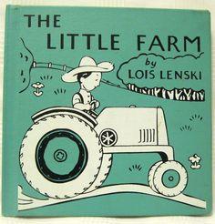 The Art of Children's Picture Books: Vintage Children's Books on the Farm