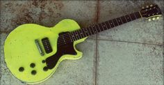 Palir guitars, reliced and  vintage  look. One  of  my new favourite brands