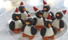 Veselí tučňáci s paprikovou čepičkou