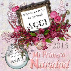 Delein Padilla y sus manualidades: La Primera Navidad de la Princesa de la Casa