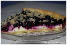 Blueberry pie  #blueberries  #bilberries  #quark  #pie