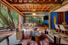 Villa, Pergola, Tropical, Farmhouse, Outdoor Structures, Patio, Outdoor Decor, Room, Home Decor