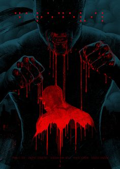 Daredevil Season 1 - Brail poster.