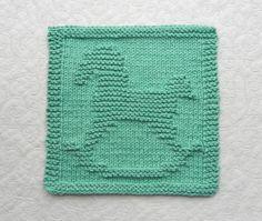 BABY Wash Cloth ROCKING HORSE  Sea Green 100 by AuntSusansCloset, $6.50