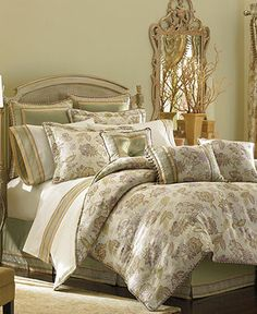 Croscill Bedding, Garden Mist Comforter Sets - Bedding Collections - Bed & Bath - Macy's