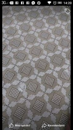 Cross Stitch Rose, Bargello, Beaded Embroidery, Crosses, Quilts, Blanket, Rugs, Crossstitch, Comforters