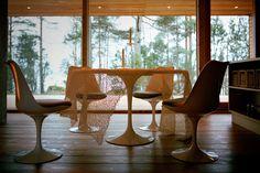 Plushuvila loma-asunto ja rantasauna  Valmistumisvuosi: 2006 Asiakas: nelihenkinen perhe Pinta-ala: yht. 105 m2 Sijainti: Etelä-Suomi Rakennustyyppi