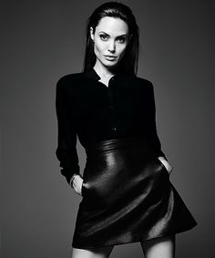 Angelina Jolie Gives Us One Serious Pep Talk #refinery29