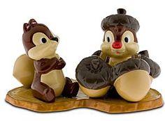 Salt N Peppa, Teapot Cookies, Disney Figurines, Chip And Dale, Salt And Pepper Set, Candy Jars, Salt Pepper Shakers, Tea Pots, Chips