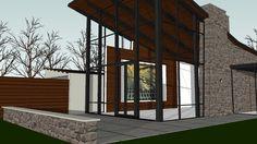 Winter model - 3D Warehouse