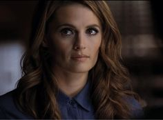 Stana Katic as awesome Kate Beckett <3