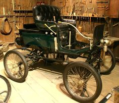 1901 Breer Steam Automobile