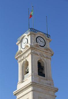 A Torre da Universidade de Coimbra - Portugal