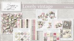 Lovely vintage collection by Jessica art-design