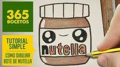Nutella kawaii