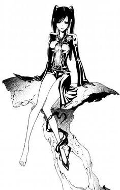 Katsura Hoshino, D Gray-Man, Lenalee Lee