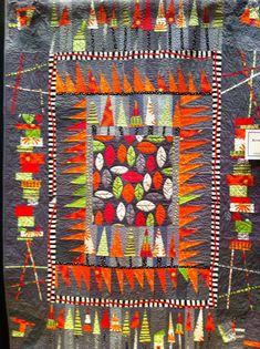 heather kojan quilts: Lancaster Quilt Show Part The Quilts Medallion Quilt, Punch Needle, Lancaster, Projects To Try, Quilts, Challenge, Quilt Modern, Painting, Design Ideas