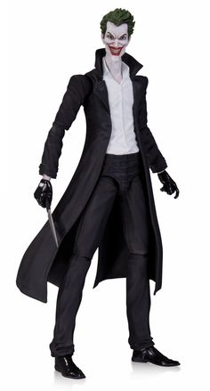 DC Comics New 52: The Joker [Action Figure] by DC Collectibles, Kirin Hobby
