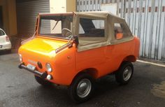 1967 Fiat 500 based Ferves Ranger
