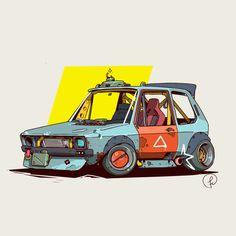 Car Animation, Cool Car Drawings, Car Illustration, Motorcycle Art, Futuristic Cars, Car Sketch, Automotive Art, Cute Cars, Retro Cars