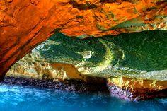 Israel Rosh Hanikra Grottoes