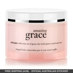 philosophy amazing grace whipped body crème #adorebeautydreamhaul