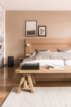 Come in and feel home in our cozy rooms. Cozy Room, Cozy Living, Bed Design, Modern, Rooms, Interior Design, Furniture, Home Decor, Bricolage