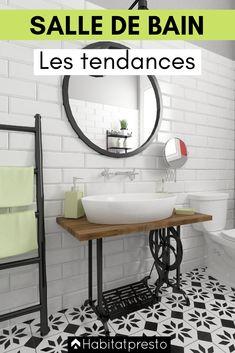 91 meilleures images du tableau Salle de bain vintage en ...