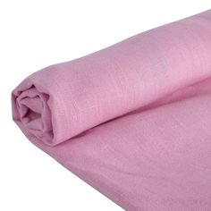 Linen Fabric by the yard Pink Diy Sewing Projects, Store Online, Linen Fabric, Pink Color, Yard, Fashion Outfits, Clothes, Outfits, Patio