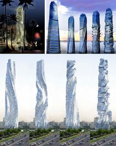 Moving Architecture: 12 Unbelievable Buildings in Motion