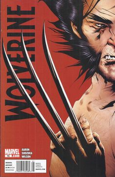 Wolverine comic issue 16