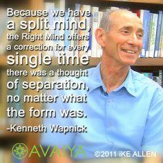 Choose Unity with Kenneth Wapnick.  http://www.avaiya.com/kenwapnick/  #kenwapnick #acim #acourseinmiracles