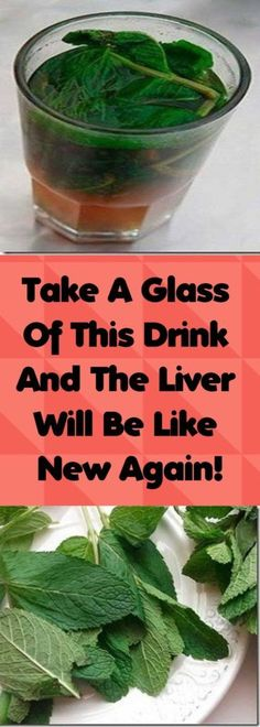 Take A Glass Of This Drink And The Liver Will Be Like New Again! – Healthy Magazine