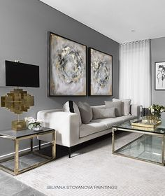 Best Minimalist Living Room Design is no question important for your home. Whether you choose the Minimalist Farmhouse Living Room or Minimalist Living Room Decorating Ideas, you will create the best Gold Living Room, Minimalist Living Room, Living Decor, Wood Furniture Living Room, Living Room Color, Elegant Living Room, Living Room Grey, Living Design, Room Interior