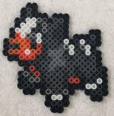 Pokemon #228 - Houndour by CrimsonBalmung