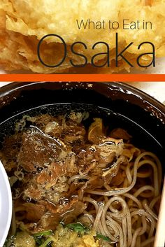 Osaka is one of our favorite places to eat! Check out our food travel guide which tells you what and where to eat in Osaka!