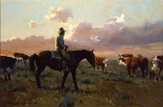 Westerns | James E. Reynolds | Cowboy Artist